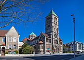 Heilig Geist Kirche in Schweinfurt, Bayern, Deutschland