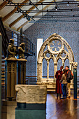 Museum in the Archbishop's Palace, Trondheim, Norway