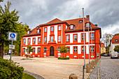 Jagdschloss in Bad Rodach, Bayern,  Deutschland