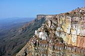 Angola; Namibe Province; on the border with Huila Province; The Serra da Leba massif near the Tundavala Gorge