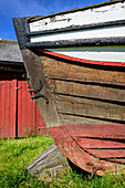 Museum and Shipyard for Nordland Boats, Viking Museet Stadsbygd, Trondelag County, Norway