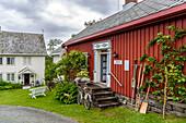 Gangstad Käserei, Inderöy, Norwegen
