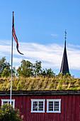 Dolstad Open Air Museum, Mosjöen, Norway