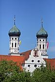 Kloster Benediktbeuern, Oberbayern, Bayern, Deutschland