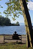 Starnberger See, 5-Seen-Land, Upper Bavaria, Bavaria, Germany