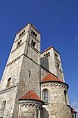 Römische Basilika, Altenberg, Oberbayern, Bayern, Deutschland