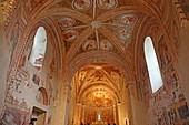 Romanesque St. Jakobus Church, Urschalling, Chiemgau, Upper Bavaria, Bavaria, Germany