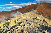 Gran Gratere, Vulcano Island, Aeolian Islands, Sicily, Italy