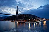 Port entrance Dubrovnik