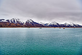 in front of Svalbard