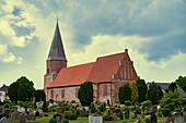 St. Urbanus Church Dorum, Nieersachsen, Germany