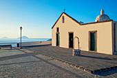 Quattropani Old Church, Lipari Island, Aeolian Islands, Sicily, Italy