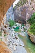 Gorges du Verdon, Alpes de Haute Provence, Provence, France