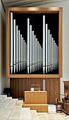 Organ of the Propstei St. Trinitatis, Leipzig, Saxony, Germany