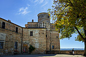 In the Castello di Roddi, Roddi, Province of Cuneo, Piedmont, Italy, Europe