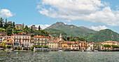 View of Menaggio on Lake Como, Lombardy, Italy
