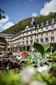 """Häckers Grand Hotel in Bad Ems, UNESCO World Heritage Site """"Important Spa Cities in Europe"""", Rhineland-Palatinate, Germany"""