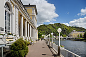 """Casino in Bad Ems, UNESCO World Heritage Site """"Important Spa Towns in Europe"""", Rhineland-Palatinate, Germany"""