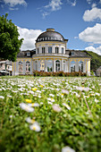 """Spielbank in Bad Ems, UNESCO Weltkulturerbe """"Bedeutende Kurstädte Europas"""", Rheinland-Pfalz, Deutschland"""