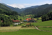 Grandma Valley at Mundaka, Urdaibai Biosphere Reserve, Basque Country, Spain
