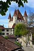 Castle of Thun, Bernese Oberland, Switzerland