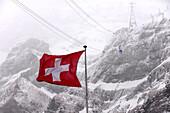 am Säntis, Eastern Switzerland, Switzerland