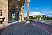 City hall in Muelheim an der Ruhr, North Rhine-Westphalia, Germany