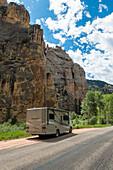 Palisades Memorial Parc, Sheep Creek Canyon, Utah, USA