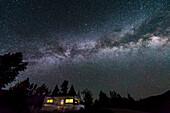 Tracy Lake, Wyoming, USA