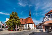 Spitalkirche St. Katharina in Forchheim, Bayern, Deutschland