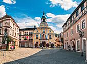 Kulmbach Town Hall, Bavaria, Germany