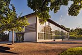 European Museum for Modern Glass in Rosebau near Rödental, Upper Franconia, Bavaria, Germany