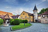 Domain Rödental, Upper Franconia, Bavaria, Germany