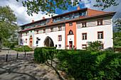 Lindenhofsiedlung built from 1919 by city planner Martin Wagner in Berlin Schoeneberg