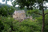 Eltz Castle, Moselle, Rhineland-Palatinate, Germany