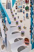 Souvenirs shop, Mykonos Town, Mykonos, Cyclades Islands, Greece