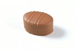 A marzipan chocolate