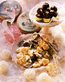 French chocolates and sweets for Christmas