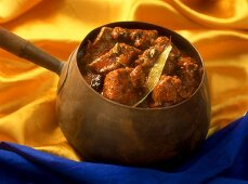 Kashmiri Rogan Josh (Lamb curry with Kashmiri spices)