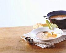 Tarhana (soup from Anatolia, Turkey)