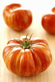 Striped tomatoes (Zebra tomatoes)