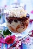 'Alice in Wonderland' dessert