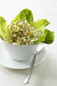 White sweetcorn salad (South Africa)