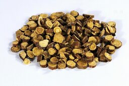 Dried Ural liquorice root