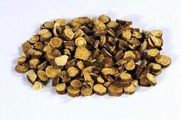Dried Ural liquorice root
