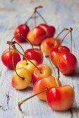 'Napoleon' cherries