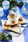 Gooseberry pastries
