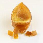 Candied orange and lemon peel