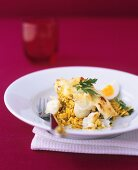 Kedgeree (Fish and rice dish, UK)
