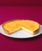 Custard tart (UK)